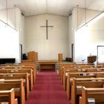 浦和教会 礼拝ホール